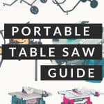 Portable Table Saw Guide