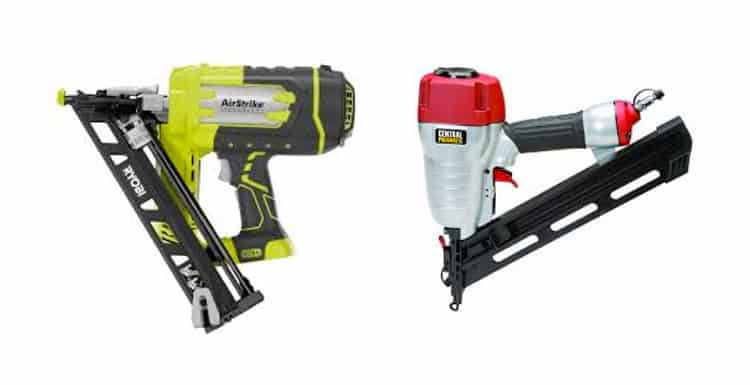 Different Types Of Nail Guns Industry Diy