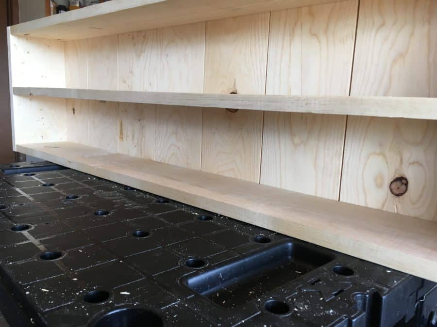 Assemble Shelf