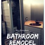 My Bathroom Remodel