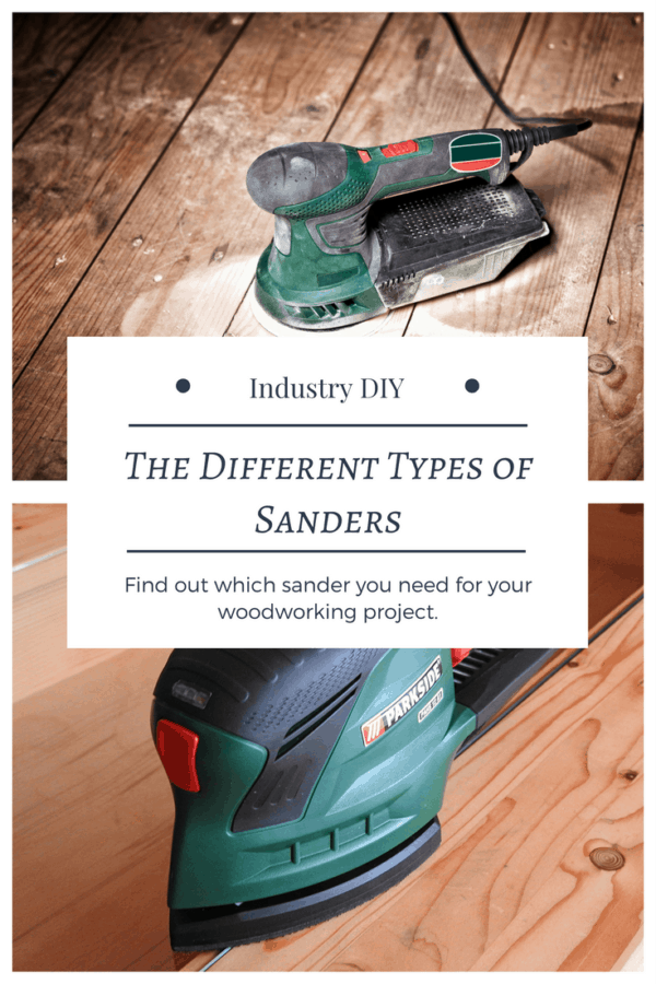 Find out about the different types of sanders that you need for your wood shop.