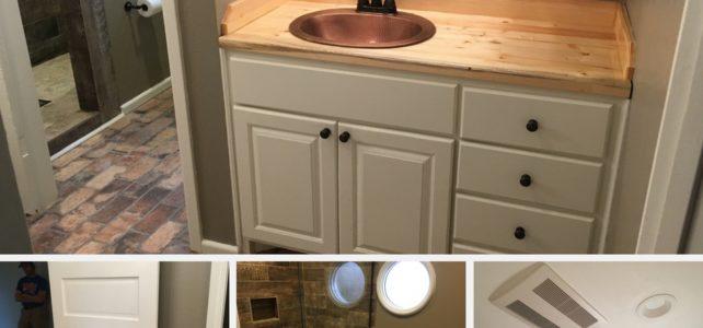 Bathroom Remodel – Complete Overhaul