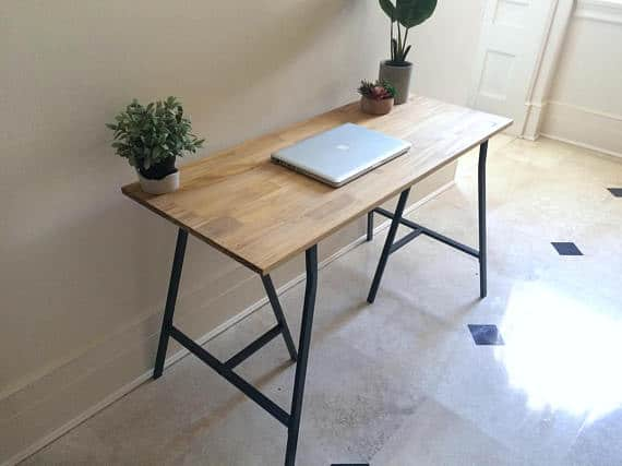 Desk on Etsy