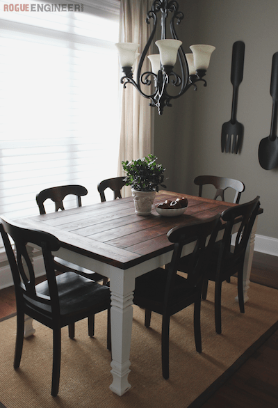 Farmhouse Table 7