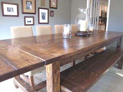 Farmhouse Table 3