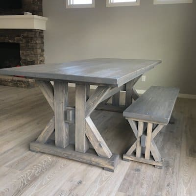 Farmhouse Table 4