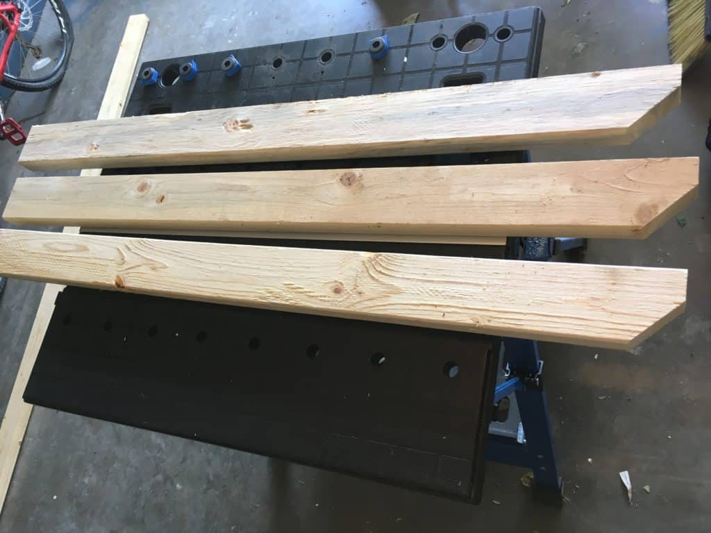 Storage Rack Length