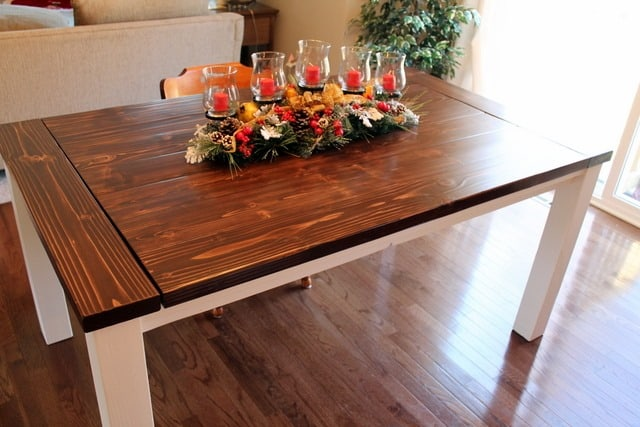 Farmhouse Table 12