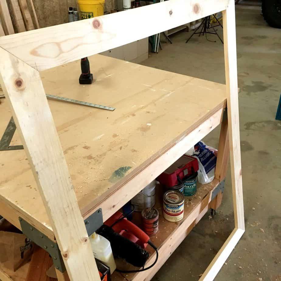 Assembled Frame