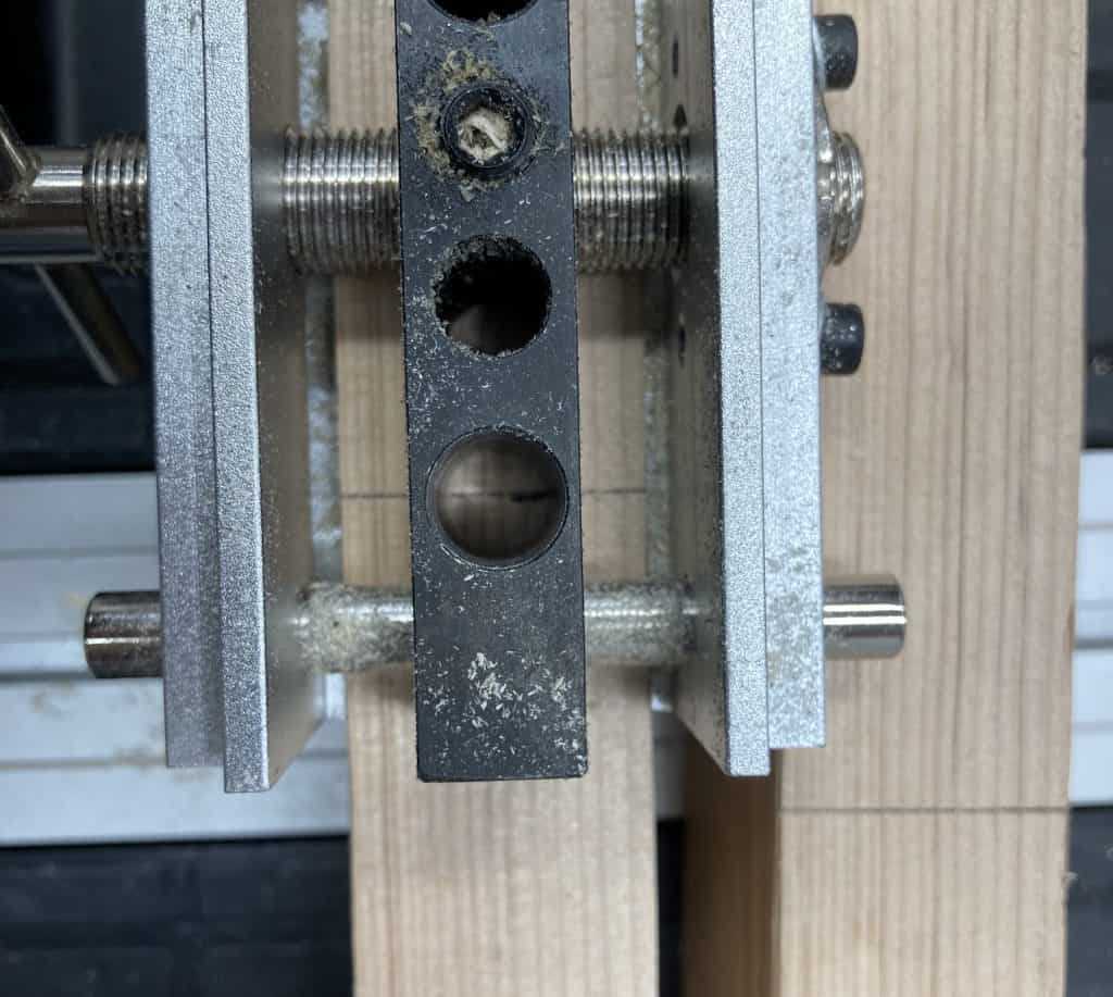 Dowel Jig Alignment