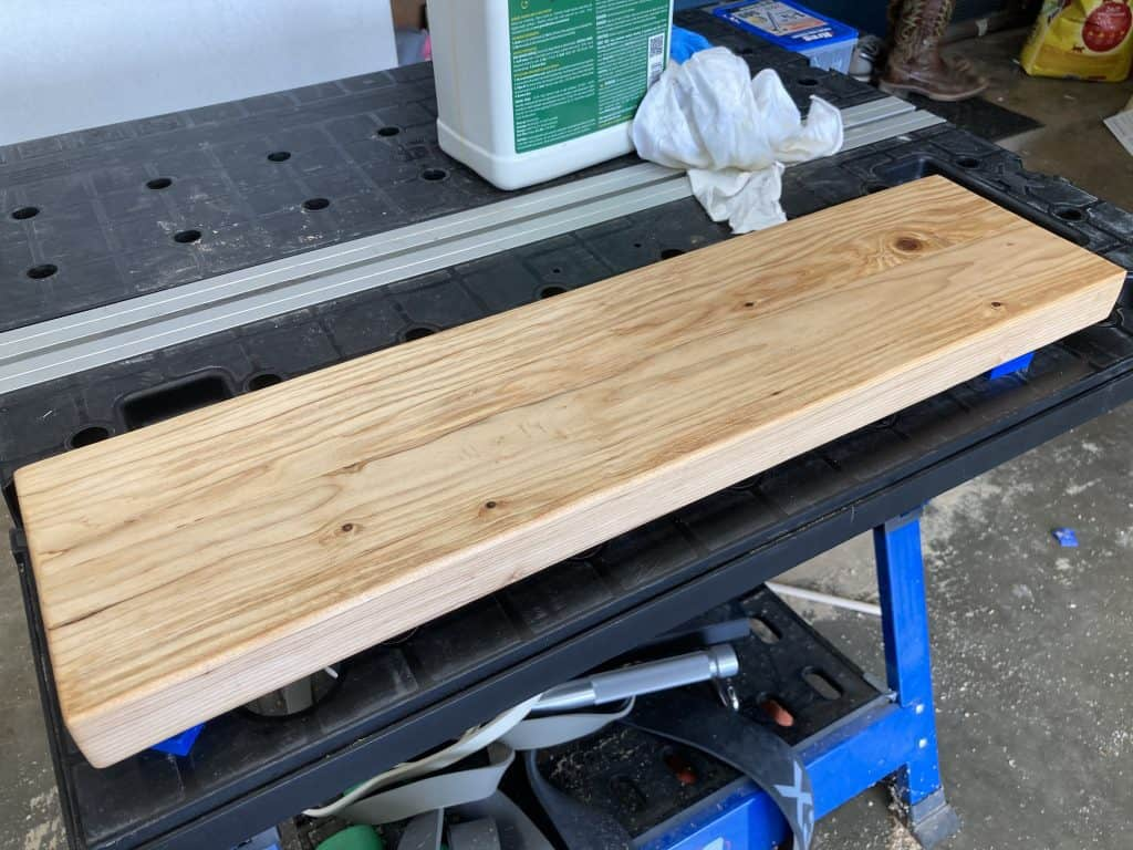 Ready to Install Shelf