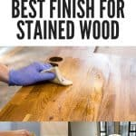 Best Clear Coat for Stained Wood